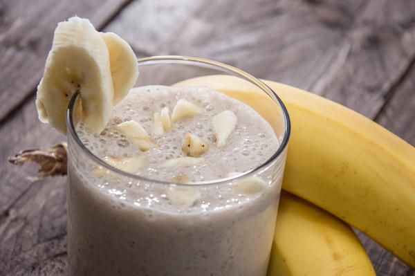 Blended Banana Cream