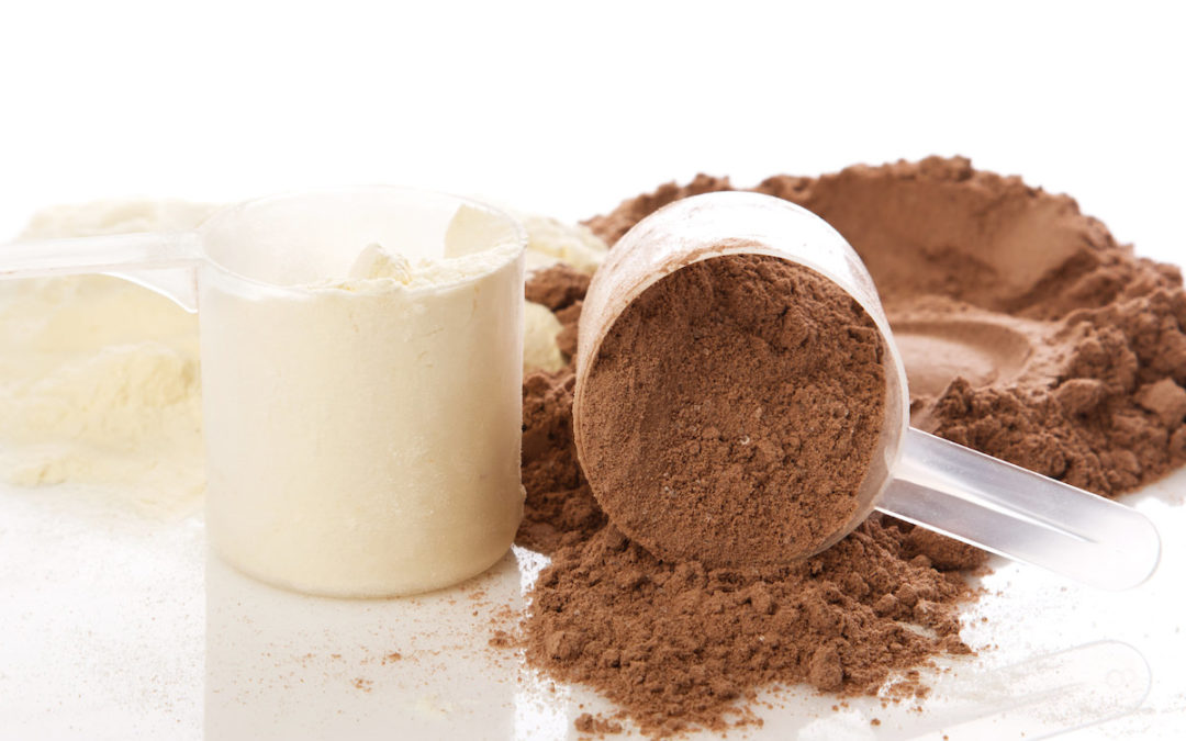 Top 5 Protein Supplements