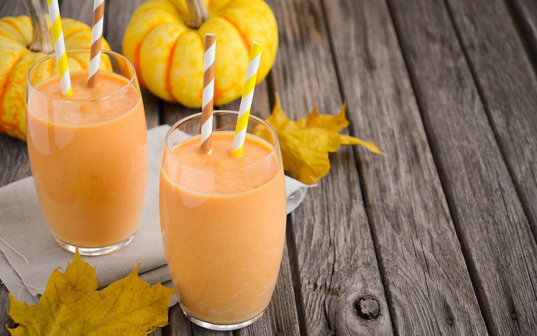 Fall Protein Shake | Pumpkin Spice